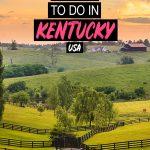 things to do in Kentucky