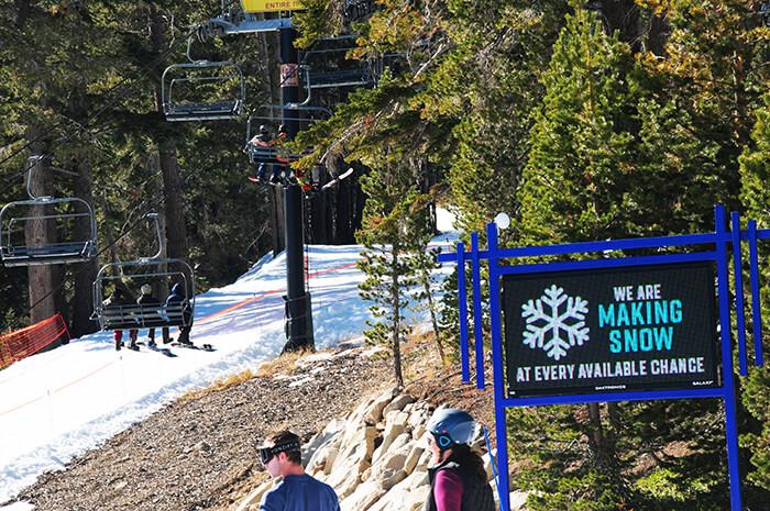 Mount Rose Ski Resort