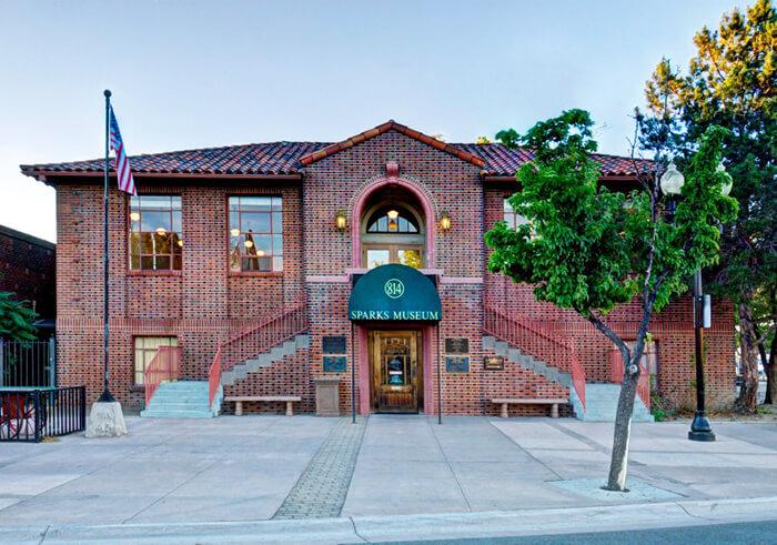 Sparks Museum & Cultural Center