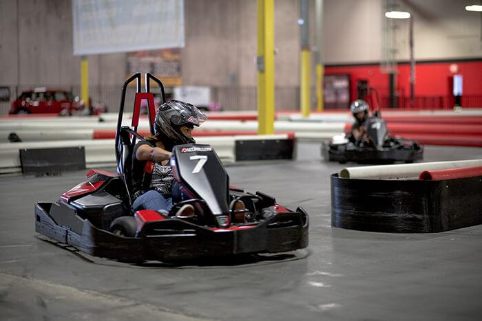 Autobahn Indoor Speedway & Events (Jacksonville, FL)