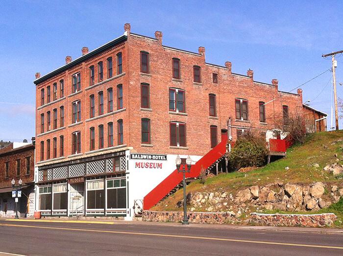 Baldwin Hotel Museum