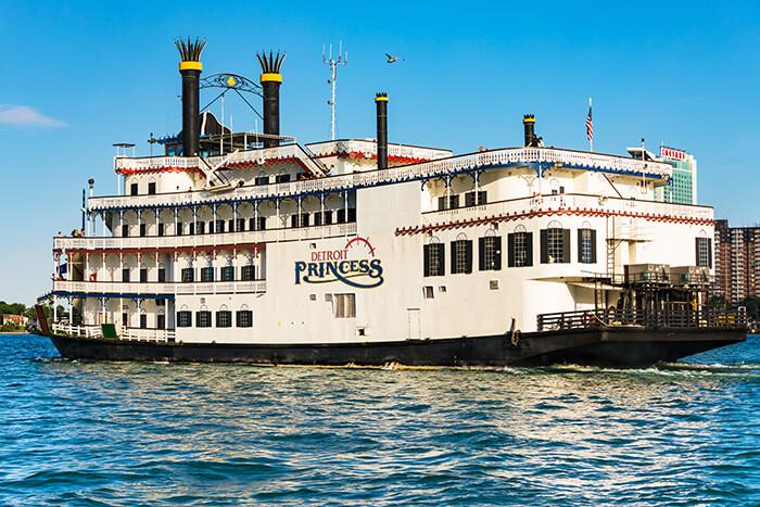 Detroit Princess Riverboat