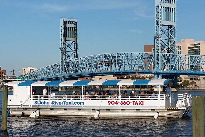 St. Johns River Taxi