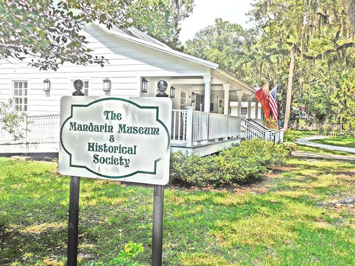 Mandarin Museum & Historical Society