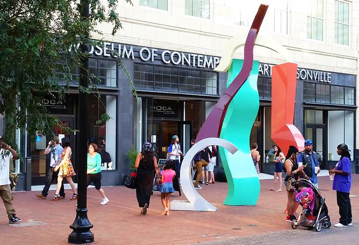 Museum of Contemporary Art MOCA