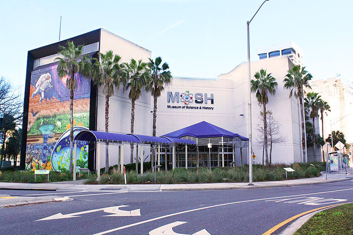 Museum of Science and History (MOSH)