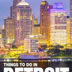 things to do in Detroit, MI