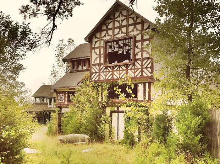 Abandoned Virginia Renaissance Faire