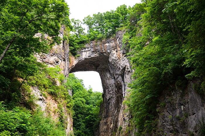 Natural Bridge of Virginia