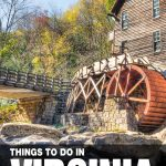 best things to do in Virginia