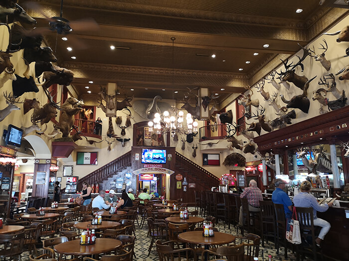 Buckhorn Saloon and Texas Ranger Museum