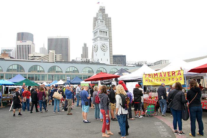 Ferry Plaza Farmers Market