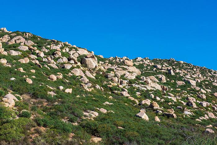 Mount Woodson Trail