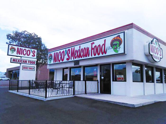 Nico's Mexican Food
