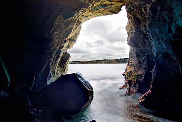 Sunny Jim's Sea Cave