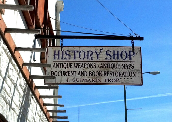 The History Shop
