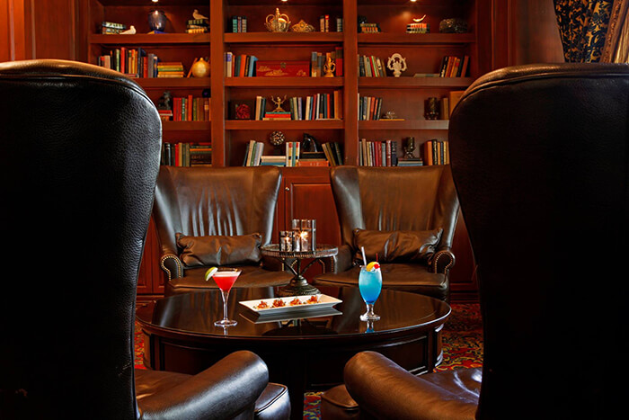 The Library Bar