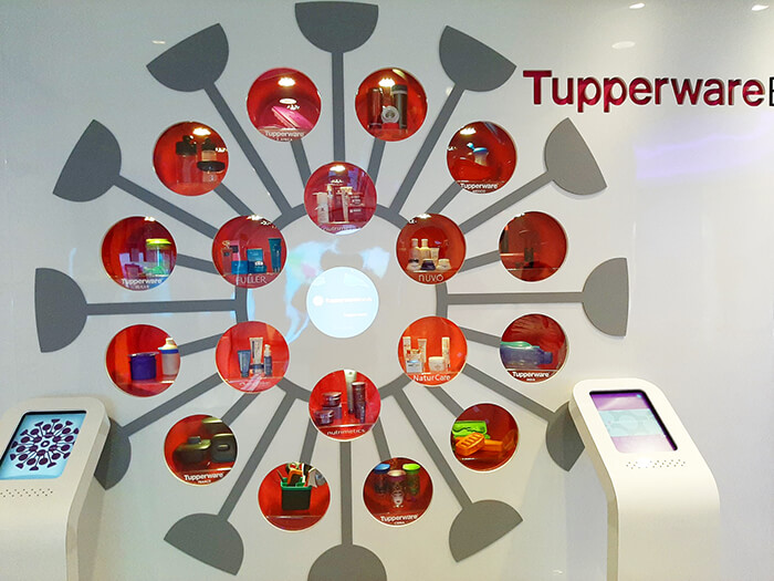 Tupperware Confidence Center