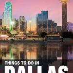 places to visit in Dallas