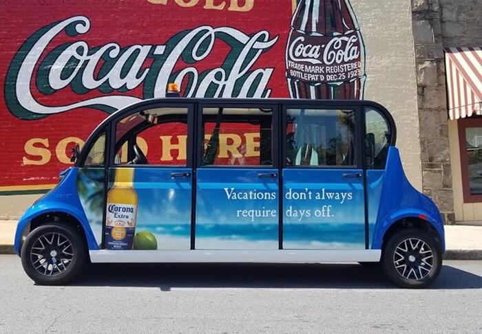 Atlanta Electric Car Tour