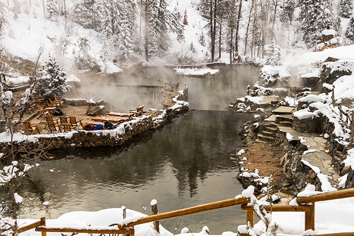 Strawberry Parks Hot Springs