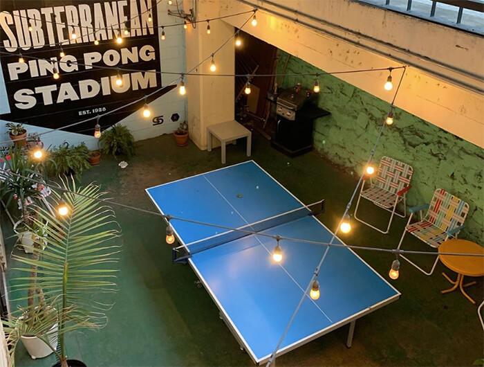 Switchyards Ping Pong Stadium