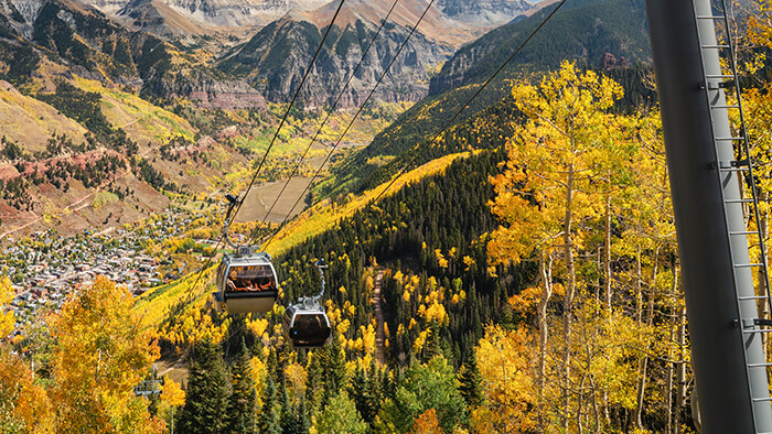 Telluride Mountain Village Gondola