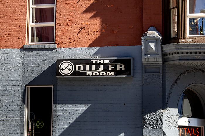 The Diller Room