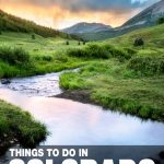 best things to do in Colorado
