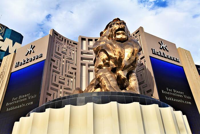 Hakkasan at MGM Grand
