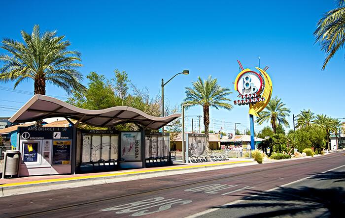 Las Vegas Arts District