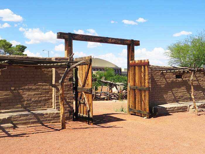 Old Las Vegas Mormon Fort State Historic Park