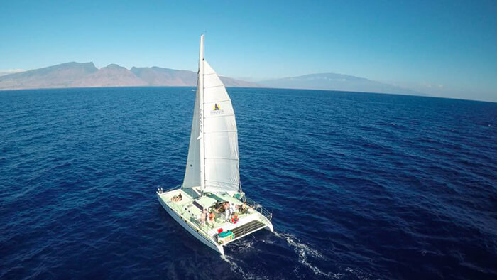 Sail Maui - Performance Sailing