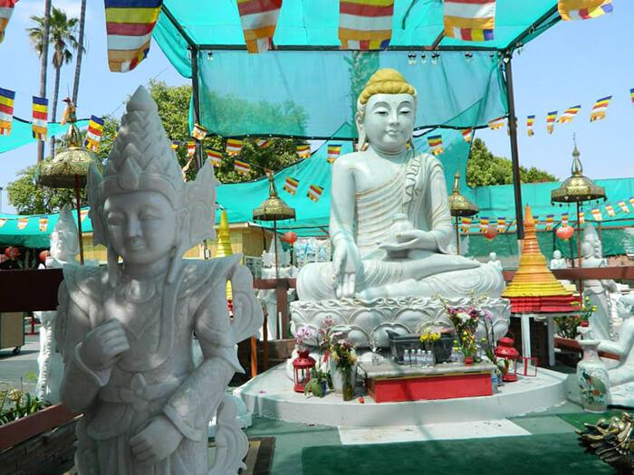 Thai Buddhist Temple of Las Vegas