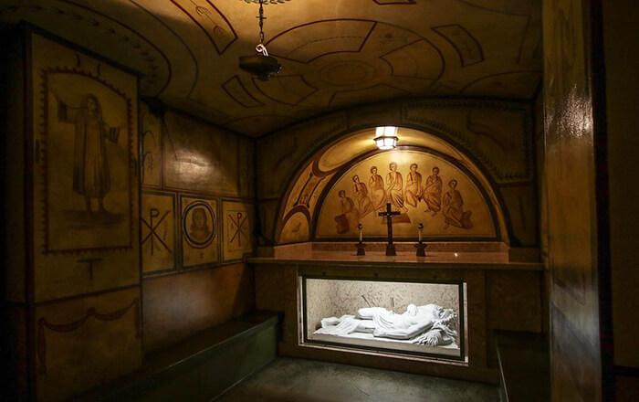 Catacombs of Washington, DC