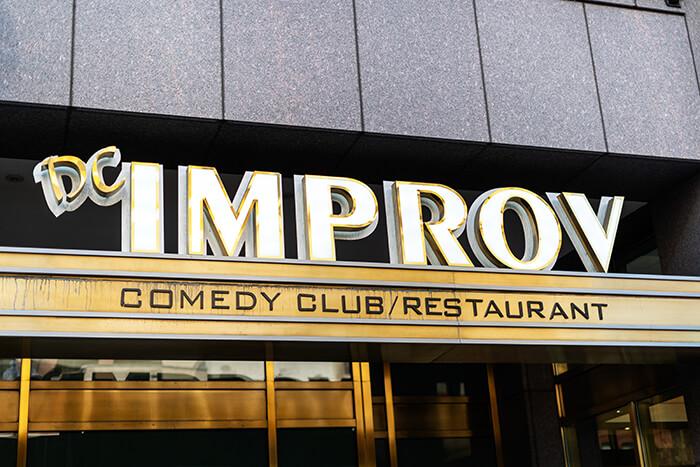 DC Improv Comedy Club