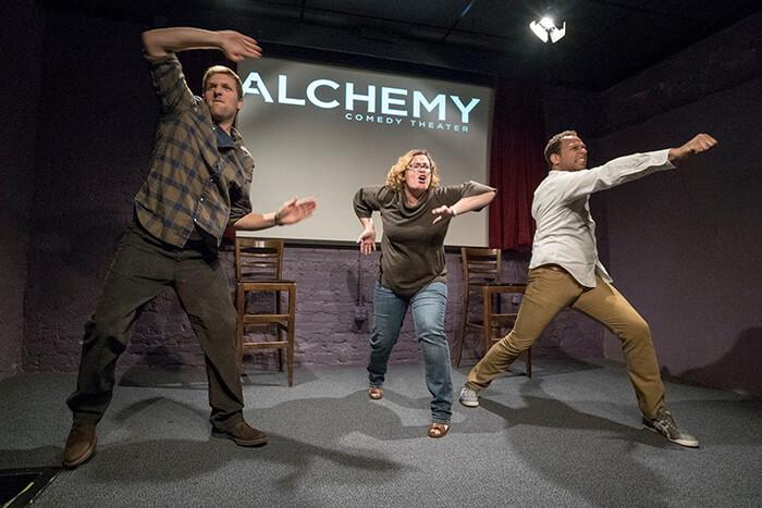 Alchemy Comedy