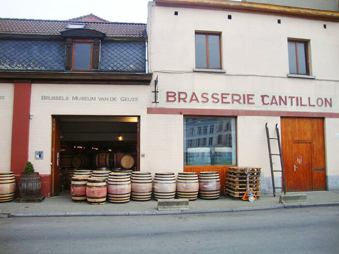 Brussels Gueuze Museum