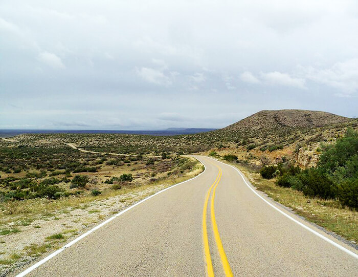 Guadalupe Backcountry Scenic Byway