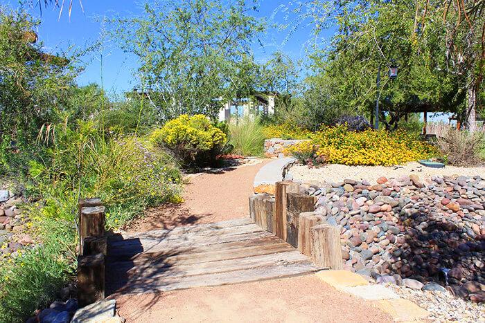 Keystone Heritage Park and Desert Botanical Gardens