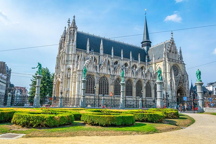 Notre Dame Du Sablon