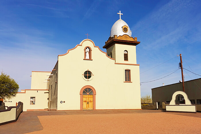 Old Ysleta Mission