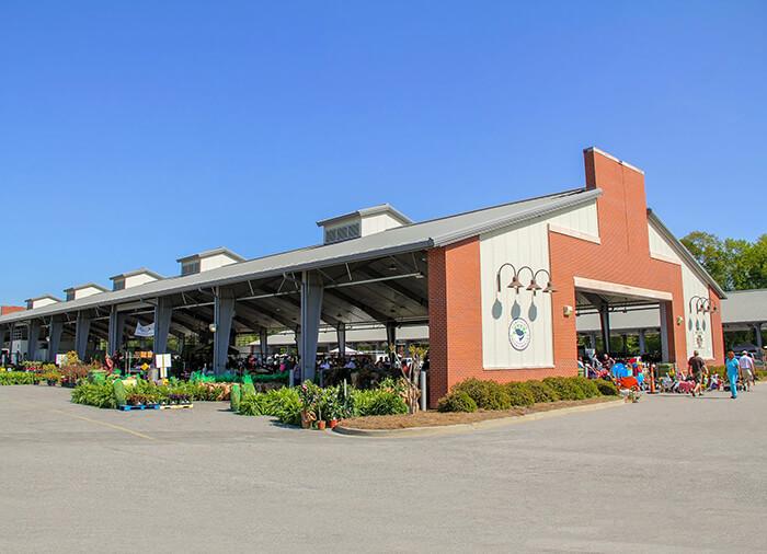 South Carolina State Farmers Market