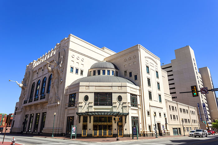 The Nancy Lee and Perry R. Bass Performance Hall