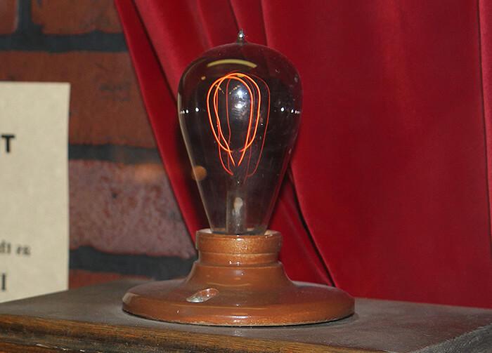 The Palace Light Bulb