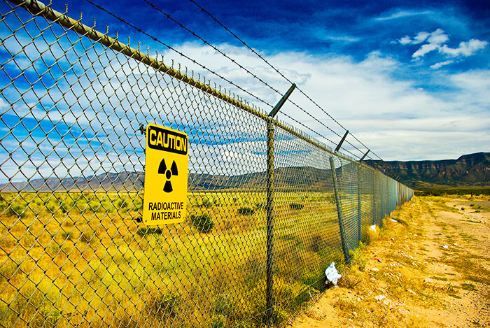 Trinity Atomic Bomb Site