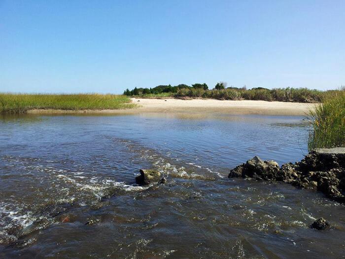 Zeke's Island