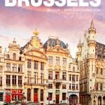 fun things to do in Brussels