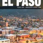 fun things to do in El Paso, TX