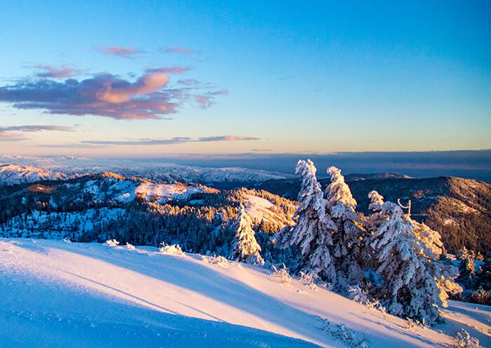 Bogus Basin Mountain